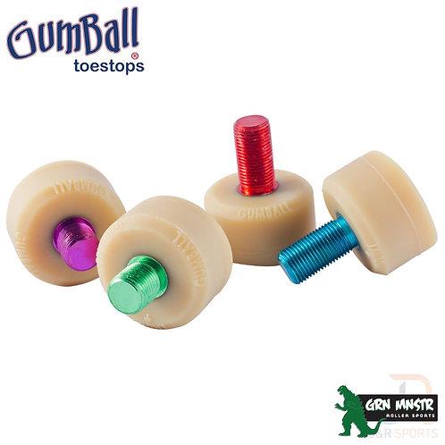 Gumball Toe Stops Natural