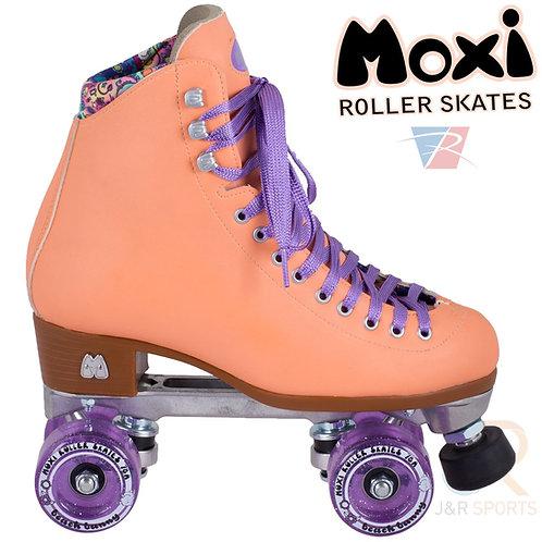 Moxi Beach Bunny Skates - Peach.