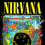 Nirvana Underwater 1 - Daniel Mercer Art