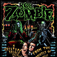 Rob Zombie Megadeth Tour - Daniel Mercer
