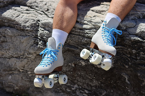 Chuffed Crew Collection - Bowzer skates.