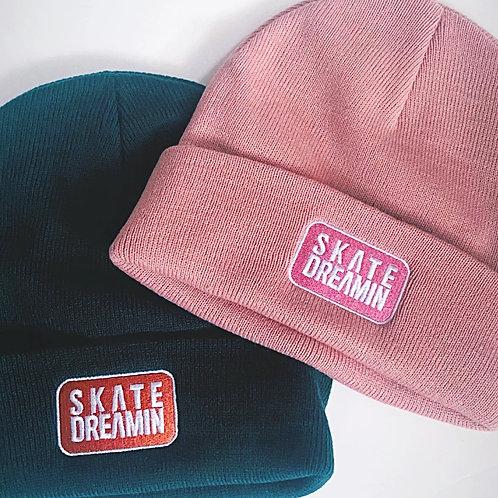 Rollerfit Skate Dreamin' Beanie hat.