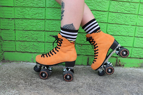 Chuffed Crew Collection - Wild Thing Skates.