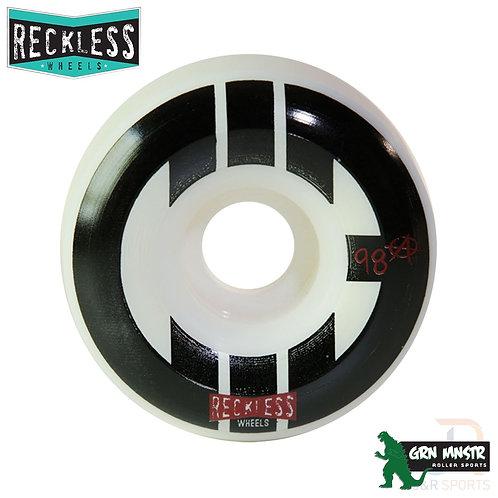 CIB Reckless Park Wheels - 58mm - 4 wheels