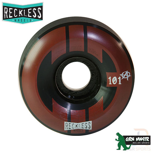 CIB Reckless Ramp Wheels - 58mm - 4 wheels