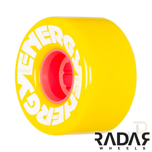 Radar Energy Wheels - Pack of 4