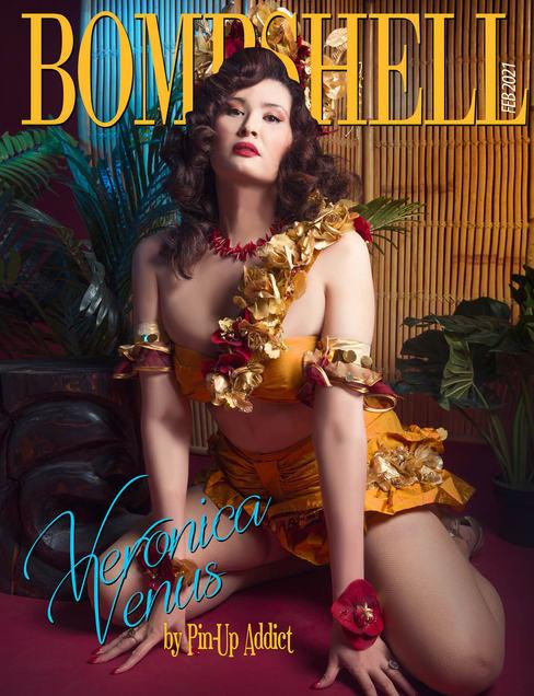 BOMBSHELL Magazine February 2021 - BOOK