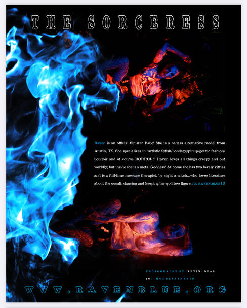 Sinister Magazine #5