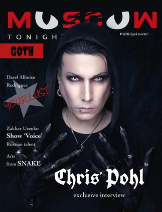 Moscow Tonight Magazine