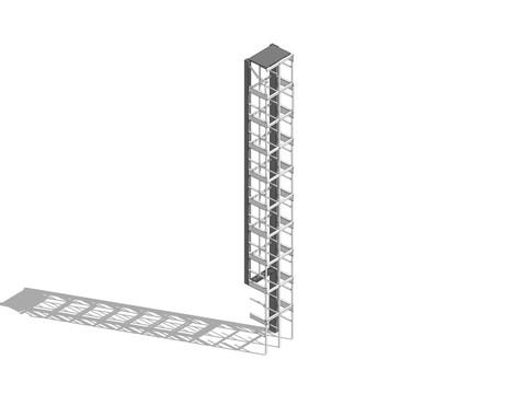 Lift Shaft - Verticality Check