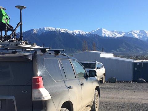 Kaikoura Coast - 60Km of SH1 Mobile Laser Scanned