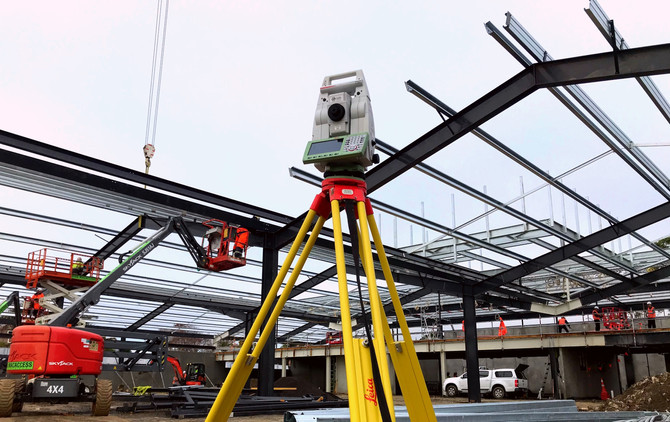 Lee Scorrar: The Future of Engineering & Construction Surveying