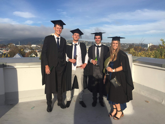 Kendall Reid: Woods' Graduate Surveyor Licensing Programme is one of the best in New Zealand