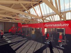 Heritage Gymnasium - Scan to BIM