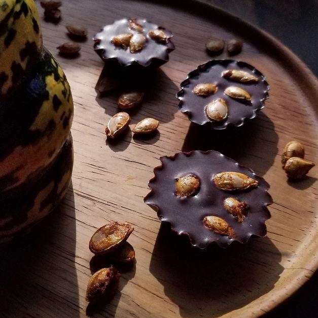 Seeds of Change - roasted squash seeds