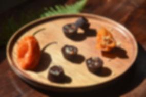 Dark Chocolate with Habanero