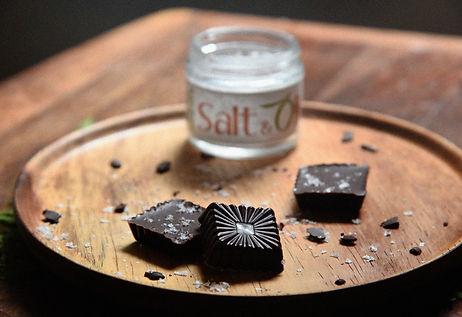 Dark Chocolate Sea Salt