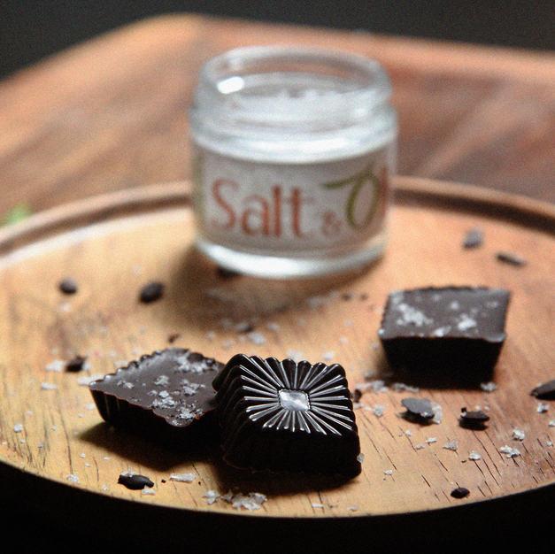Salty Jill - sea salt