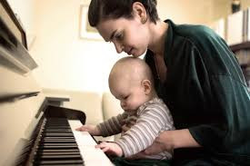 В музыку - с мамой!