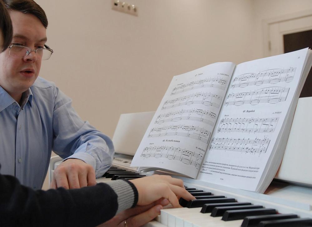 5-й палей пианиста
