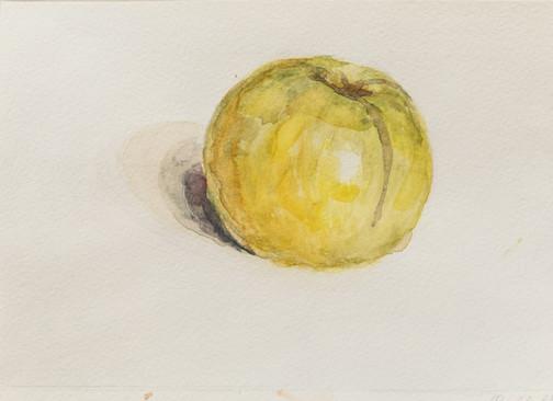 Ксения Арсентьева. Зеленое яблоко