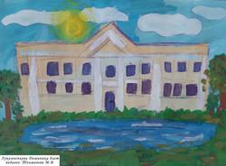 Школа искусств в Коммунарке. Лукьяненкова Доминика, 8 лет. Дипломант