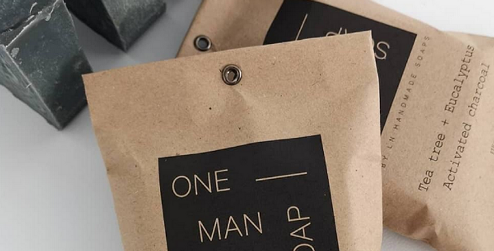 One Man Soap