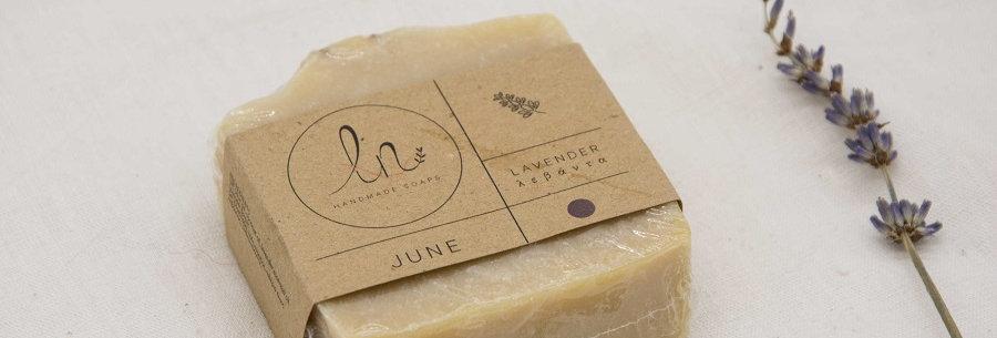 Σαπούνι λεβάντα June