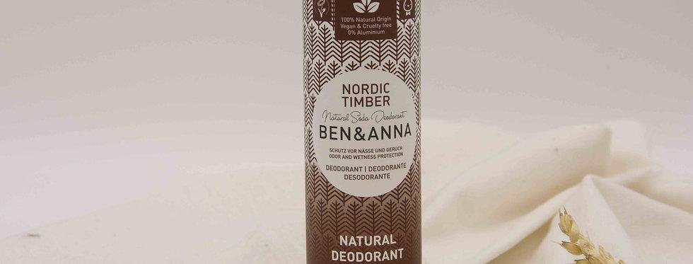 Αποσμητικό BEN&ANNA Nordic Timber