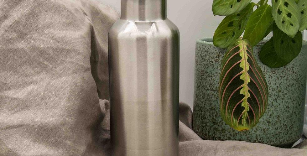 Μπουκάλι ισοθερμικό ανοξείδωτο με λαβή 500ml
