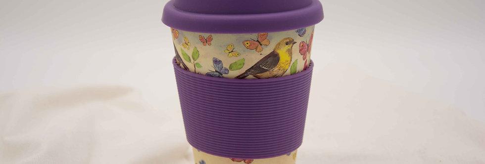Κύπελλο από μπαμπού BIRDS