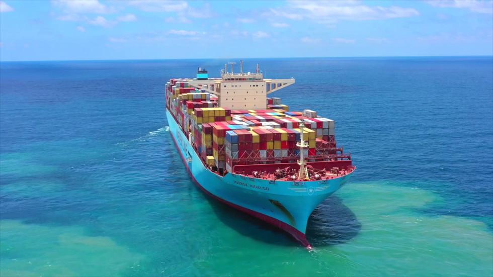 Maersk Hidalgo