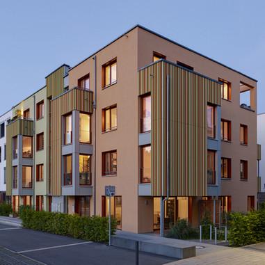 Baugemeinschaftsprojekt Dreiklang Tübingen