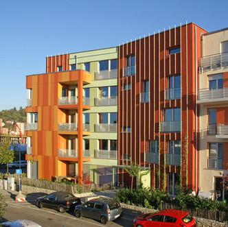 Baugemeinschaftsprojekt Maison.Verte Freiburg