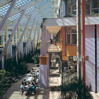 Wohn- und Gewerbehof Prisma