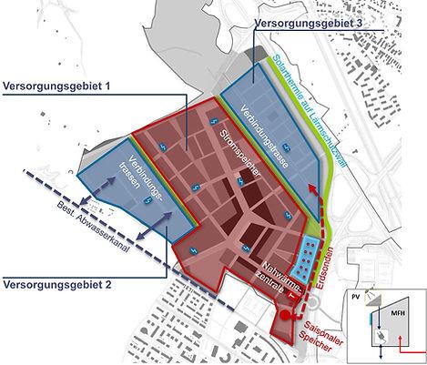 Planung für ein CO2-neutrales Energiekonzept im Stadtteil Freiburg-Dietenbach