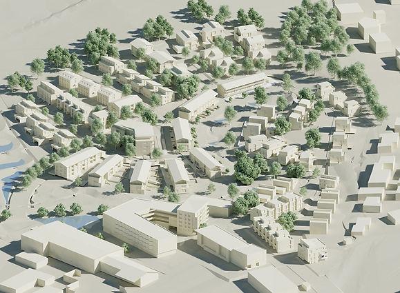 Stadtplanung ecoQuartier Pfaffenhofen