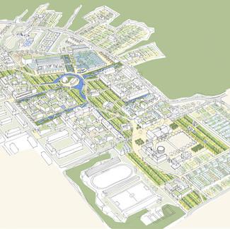 Eco City International Campus Wünsdorf
