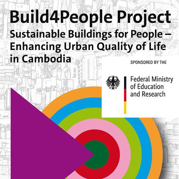 Logo des Build4People Projekts in Cambodia
