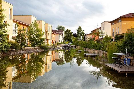 Wohnquartier Arkadien in Winnenden