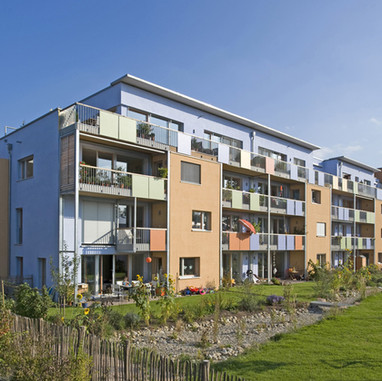 Baugemeinschaftsprojekt Vielfalt Karlsruhe