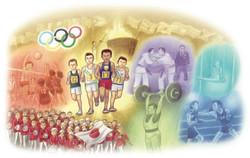 「東京オリンピック」