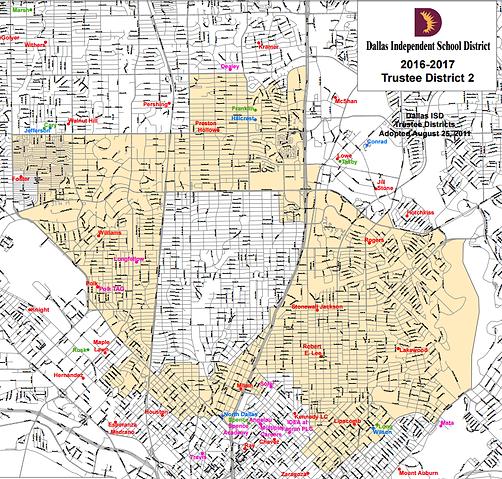 Dallas ISD District 2