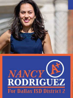 The Stakes are High - Vote Nancy