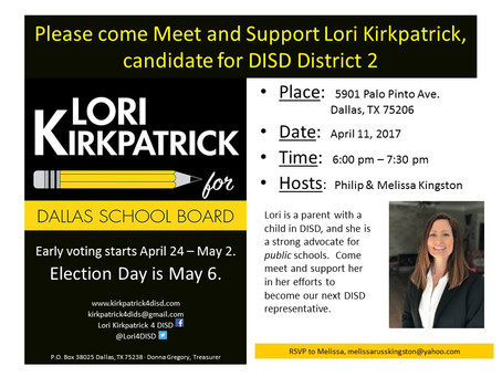Meet Lori & Support our Campaign for Public Education