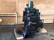 John Deere 450CLC Pump