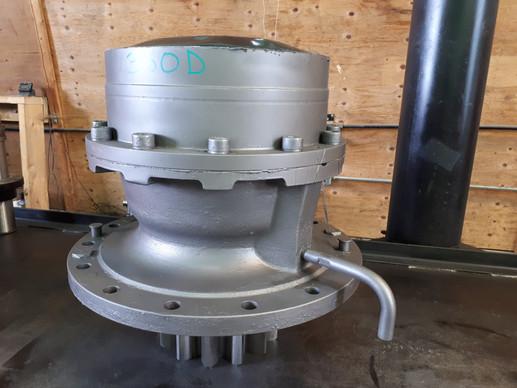 John Deere 350D Swing Transmission