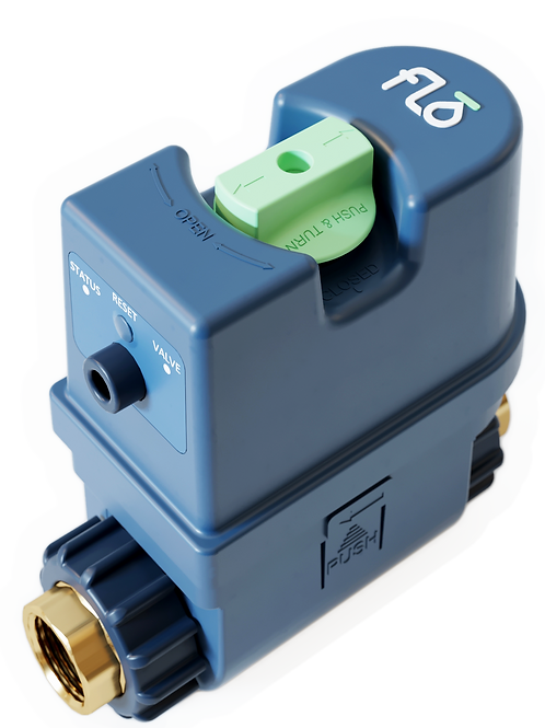 FLO Leak Detection Device