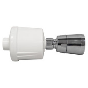 Shower filter with chrome head – QMP