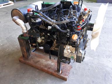 Hitachi EX50U-3 Engine
